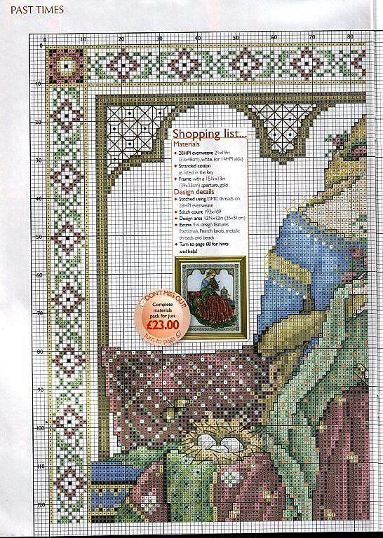 Renaissance Rose - 2/5 PUNTADITAS (pág. 99) | Aprender manualidades ...