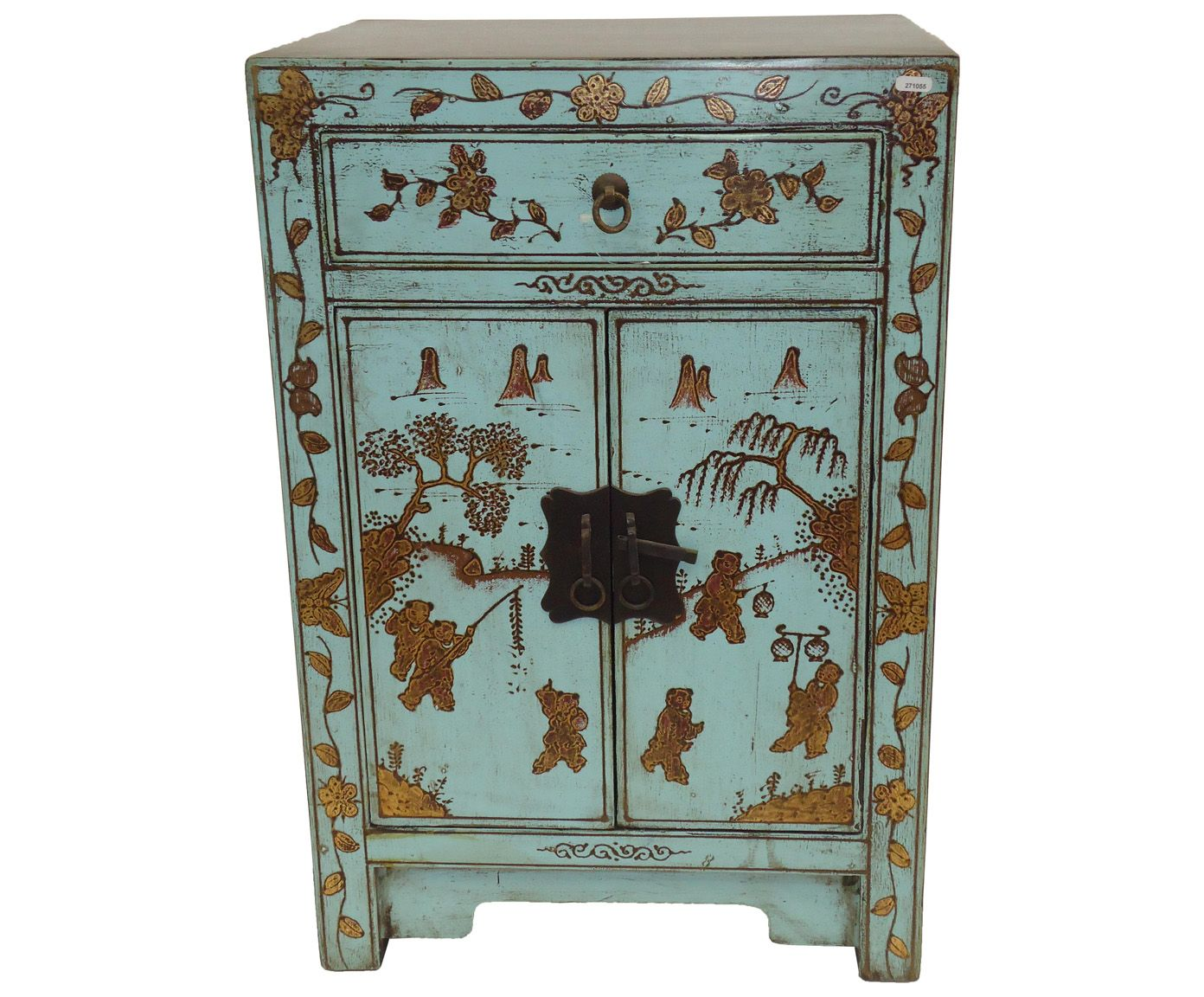 Small Painted Cabinet by Asian Loft | Moi! | Pinterest | Lofts ...