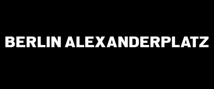 Berlin Alexanderplatz 2020 Movie Titles Fonts In Use In 2020 Movie Titles 2020 Movies Berlin