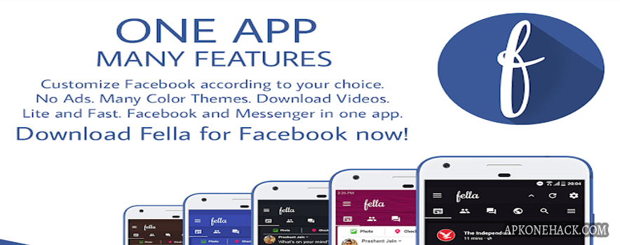 Fella for Facebook is an Social App for android Download