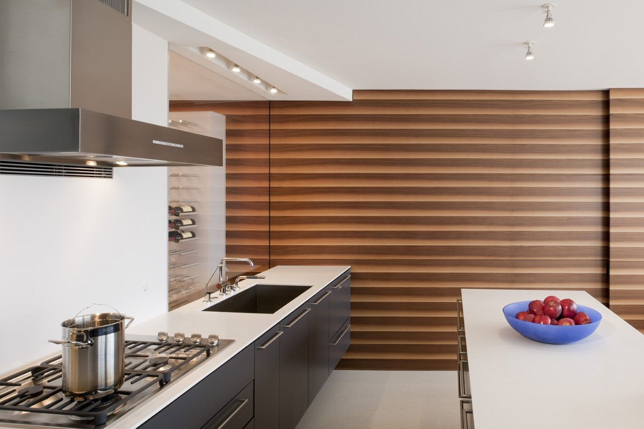 Image 1 of 21 from gallery of Watergate Apartment / Robert Gurney Architect. Photograph by Maxwell MacKenzie Architectural Photographer