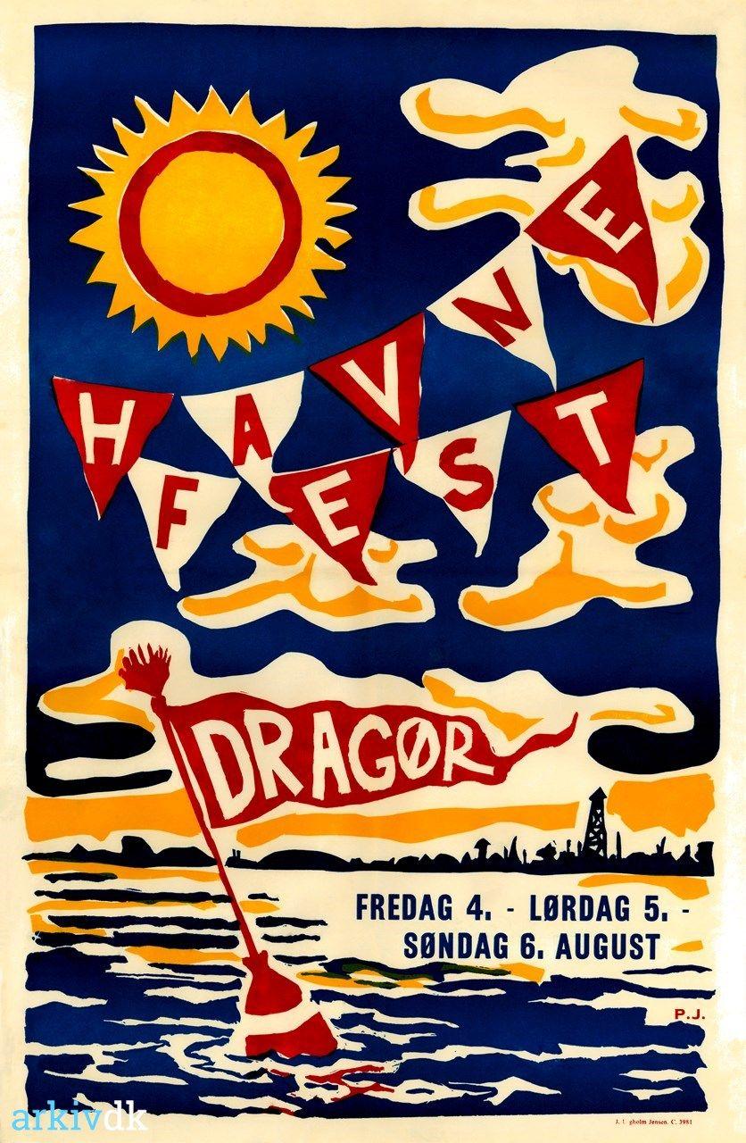 Havnefest i Dragør 1961