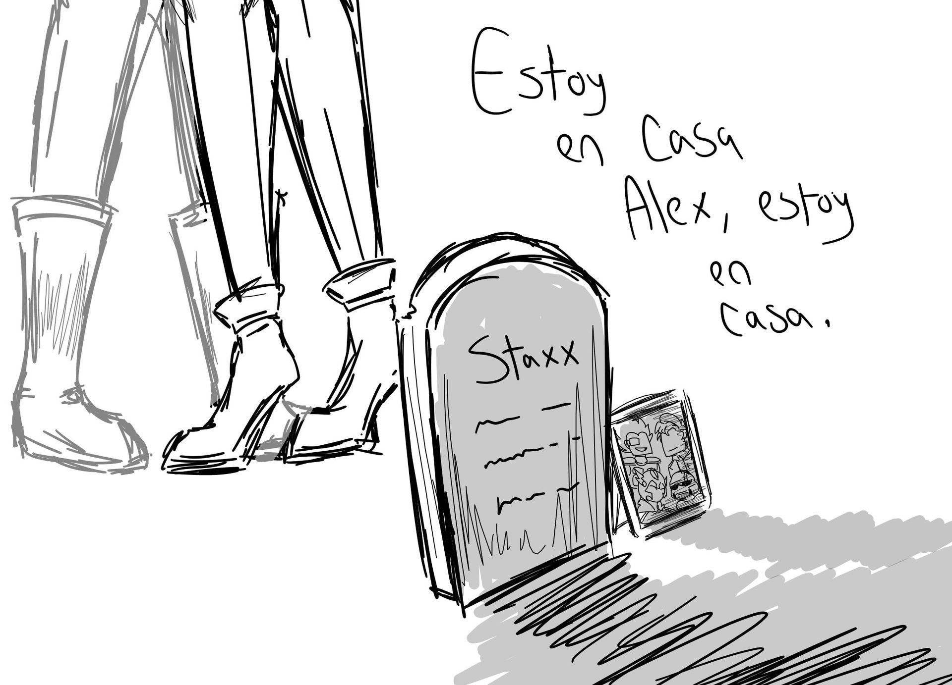 comics de karmaland en 2020 Staxx, Cómics, Alexby11