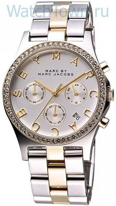 c0300e12e4f8 Женские наручные часы MARC JACOBS MBM3197 в Москве. Купить американские часы  MARC JACOBS MBM3197 (кварцевые) в интернет-магазине