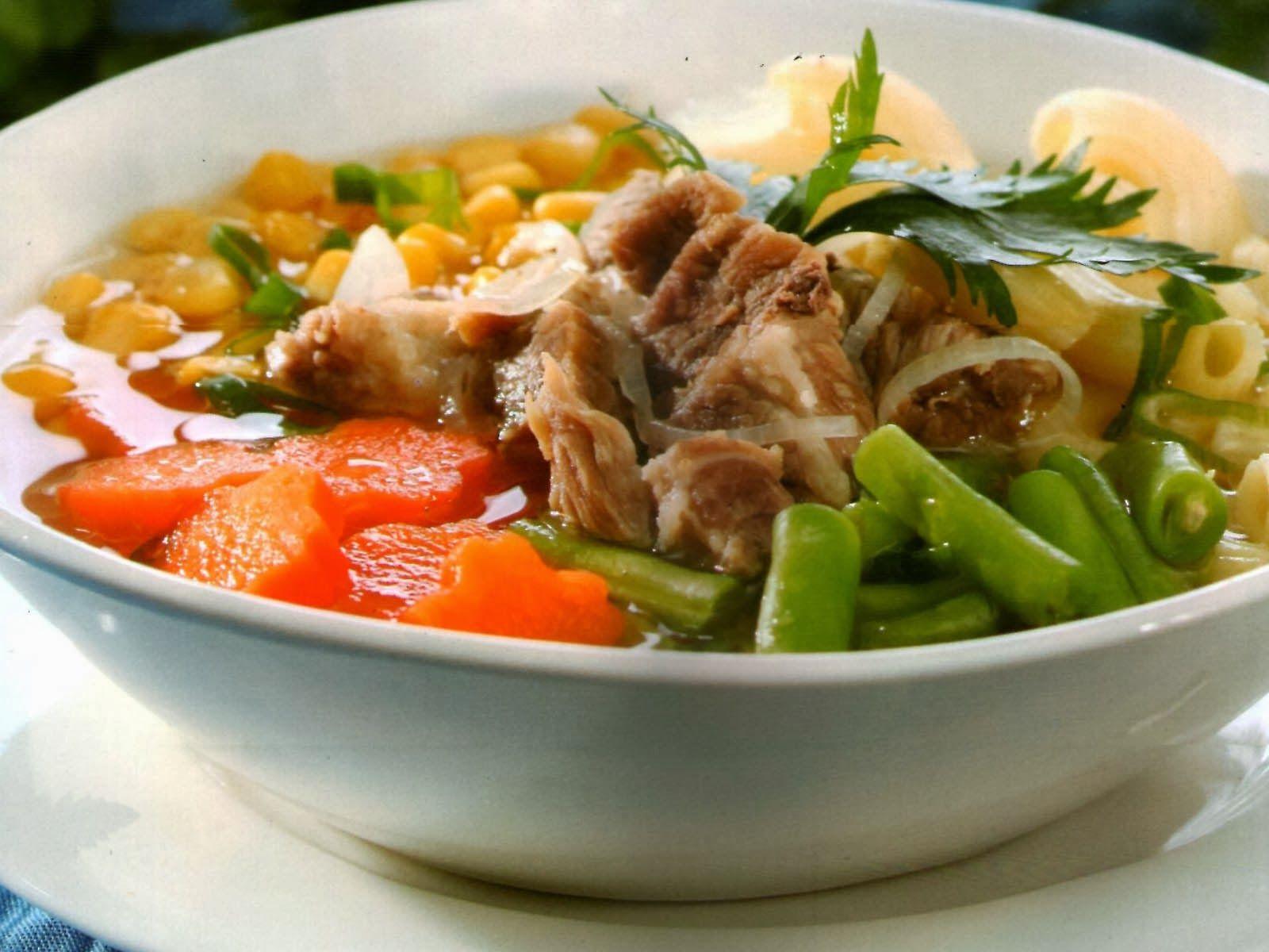 Resep Sop Daging Sapi Yang Sangat Mudah Dan Cepat Untuk Kalian Praktekkan Sendiri Di Rumah Masing Masing Resep Masakan Resep Masakan