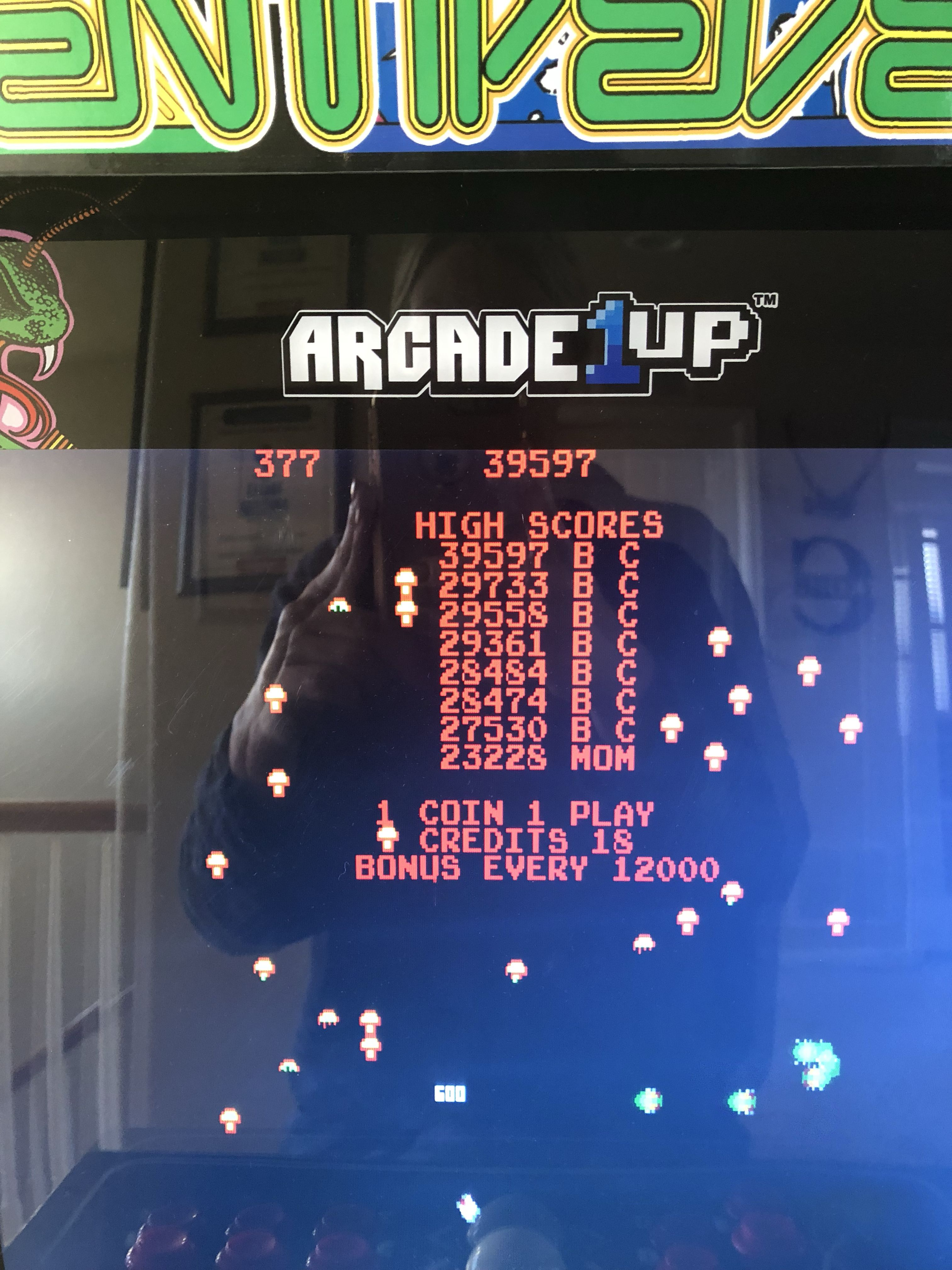Trying To Beat My Husband S High Score Before I Head To