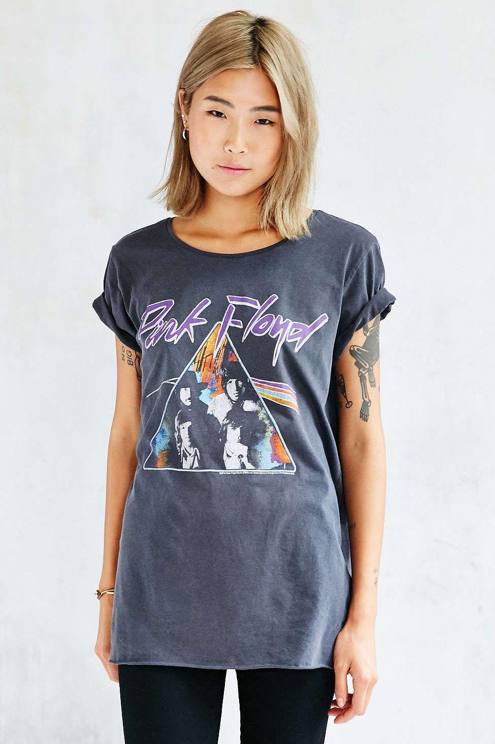 c3aaa0020e5a T-shirt avec prisme de Pink Floyd Junk Food