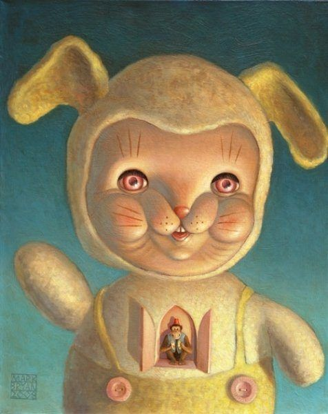 MY FIRST BUNNY BY MARK BRYAN