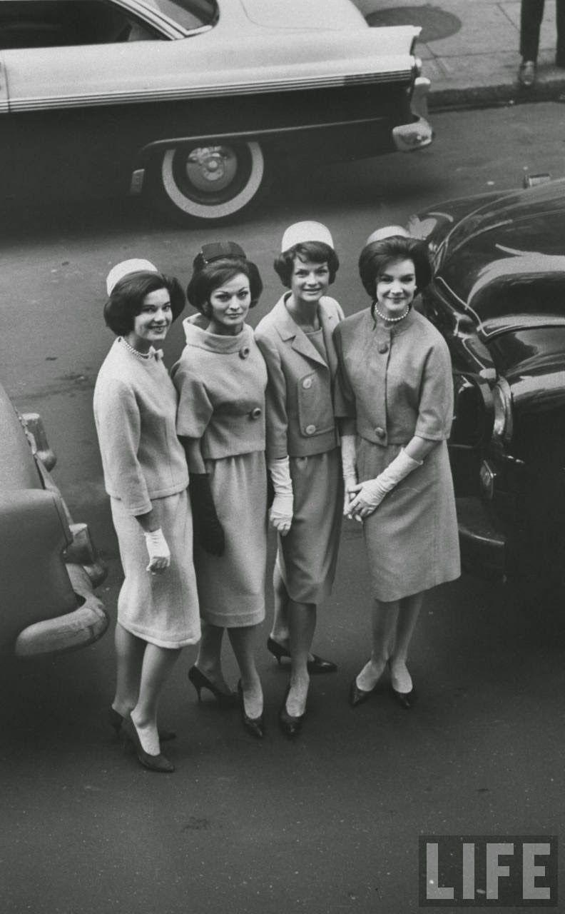 Jackie Kennedy Pillbox Hat: Jackie Kennedy Look-alikes Are Wearing Oleg Cassini Suits