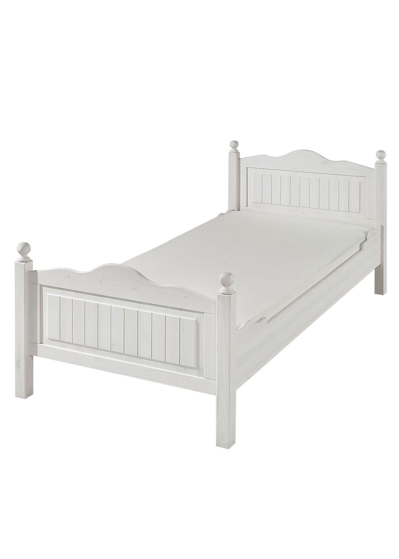 Faszinierend Bett 90x200 Weiß Galerie Von