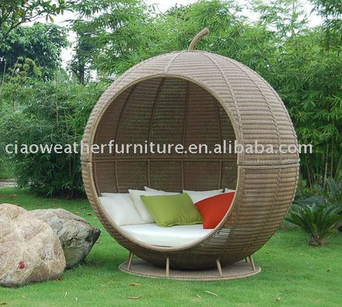 lit rond de grande pomme banc de jardin id du produit 445444947 jardin. Black Bedroom Furniture Sets. Home Design Ideas