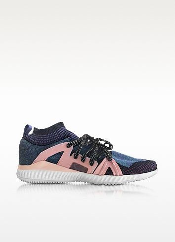 dbdbf29f495cf Shoe Lacing · Plum and Ballet Pink Crazymove Bounce Women s Sneaker - Adidas  Stella McCartney
