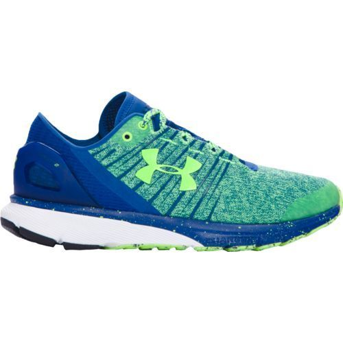 Under Armour Charged Bandit 2 Women's Running Shoes Lime Light Blue