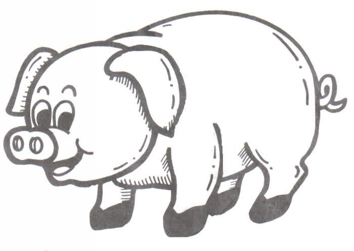 Imprimibles De Puerquitos Descargar E Imprimir Dibujos De Cerdos Para Colorear Y Pintar En El Cerdo Para Colorear Cerdo Dibujo Plantillas Para Imprimir