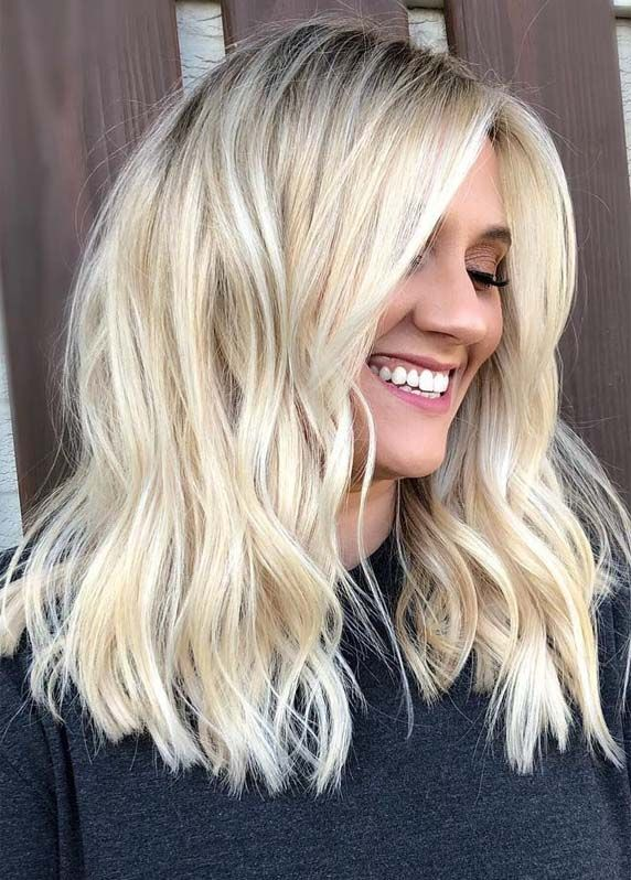20++ Below shoulder length haircuts ideas in 2021