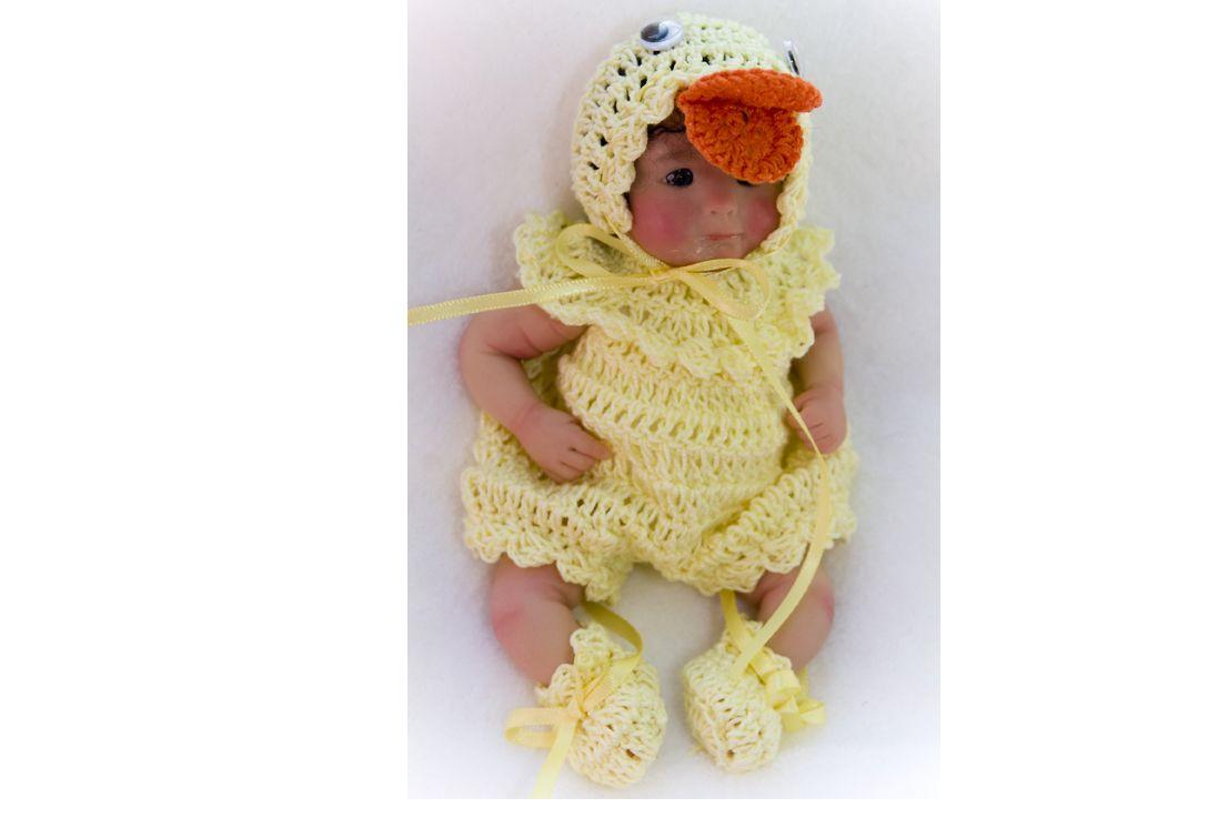 crochet baby layette patterns free | Crochet Duck Pattern Free ...