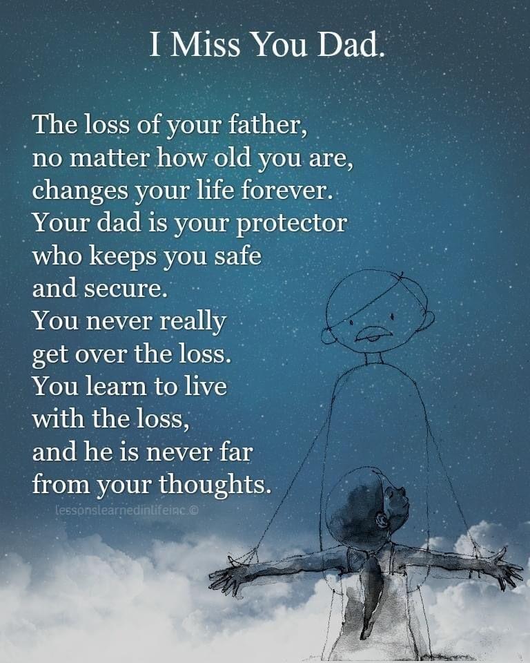 I Miss You Daddy Miss You Daddy I Miss You Dad Miss You Dad