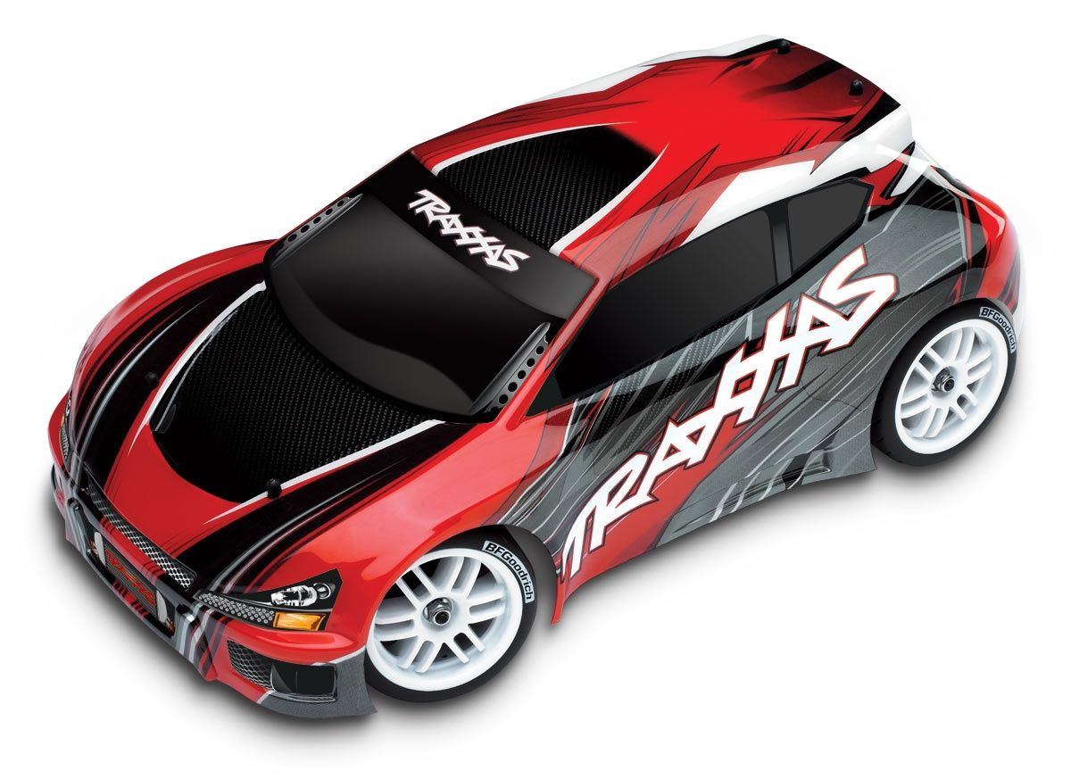 Traxxas 1/16 Rally Electric RC Car Gas powered rc cars
