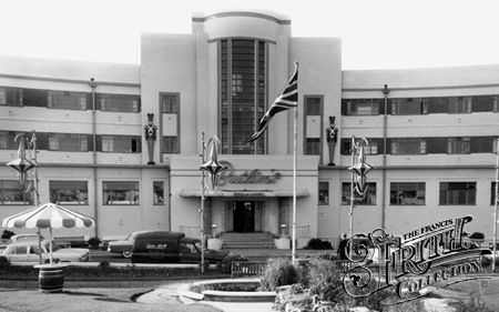 Butlin S Ocean Hotel Saltdean Brighton I Worked Here In 1971 As A Redcoat