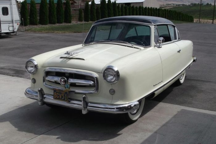 1954 Nash Rambler Custom Country Club In Memory Of My Father