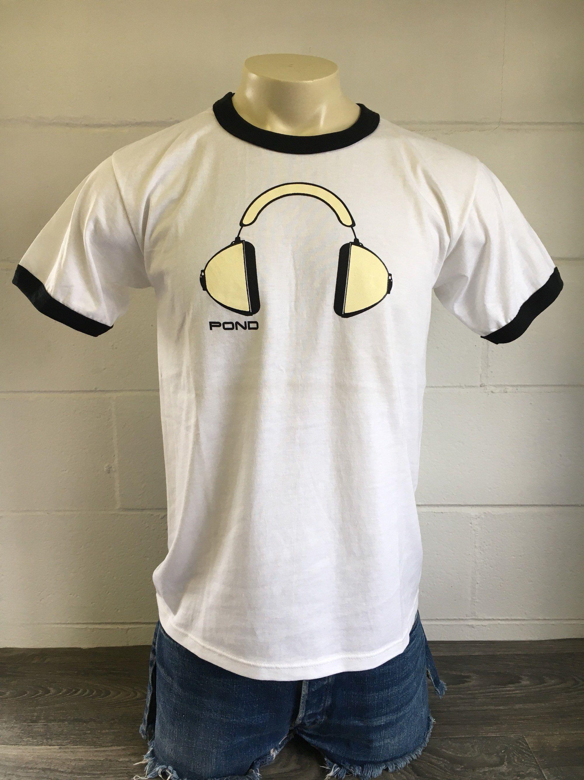 d5f8e6bdf5680 Pond Band Tshirt Vintage 90s Portland Sub Pop Ringer Shirt Grunge ...