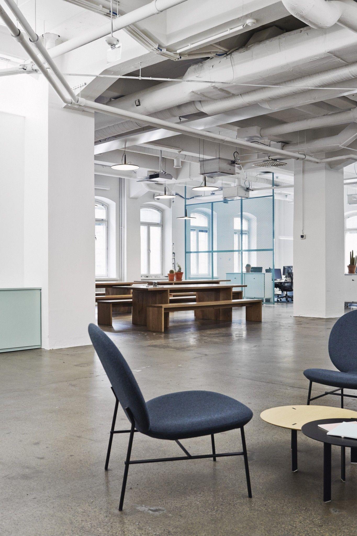 creative office active ark designed by joanna laajisto pinterest