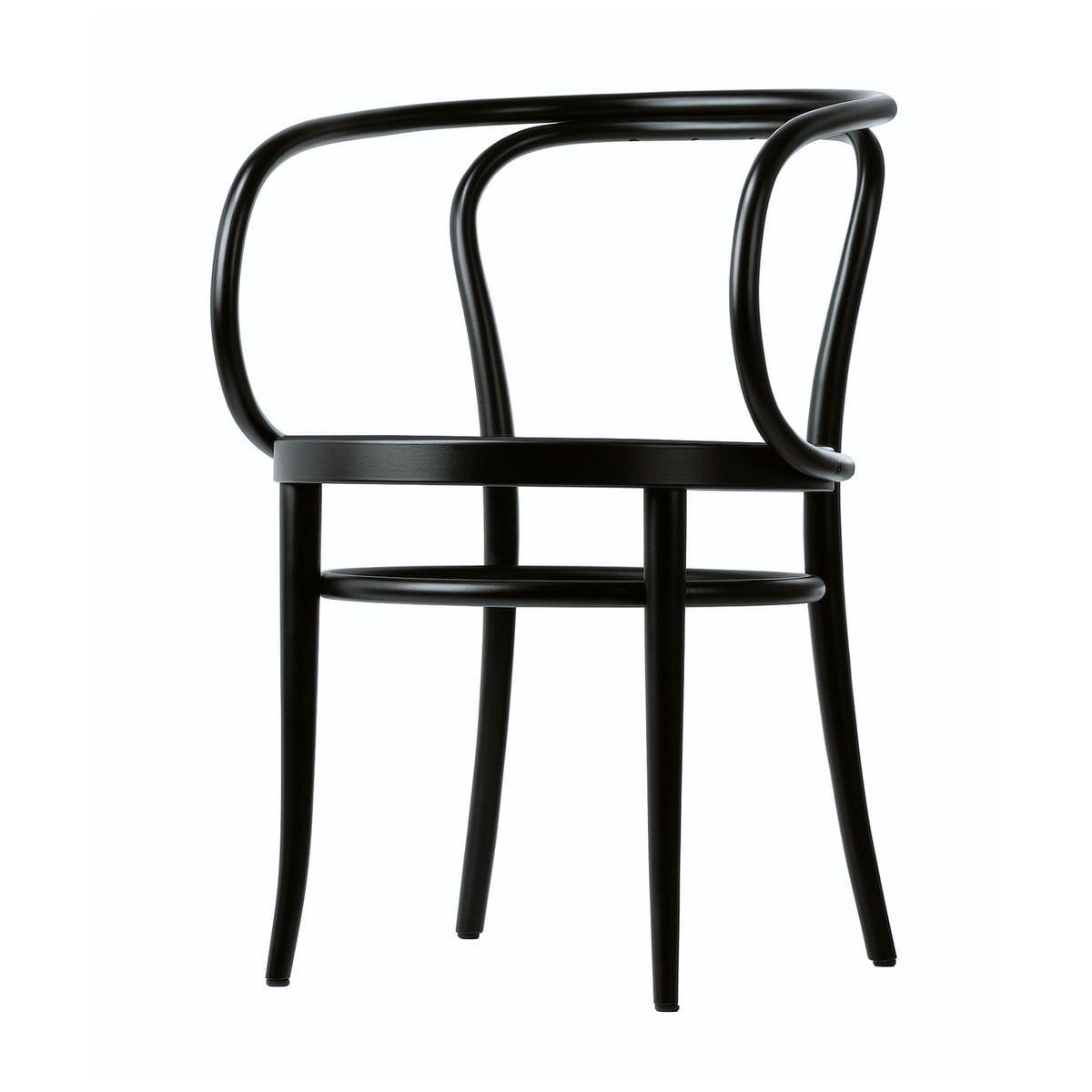 209 Armlehn-Stuhl von Thonet | Connox Shop