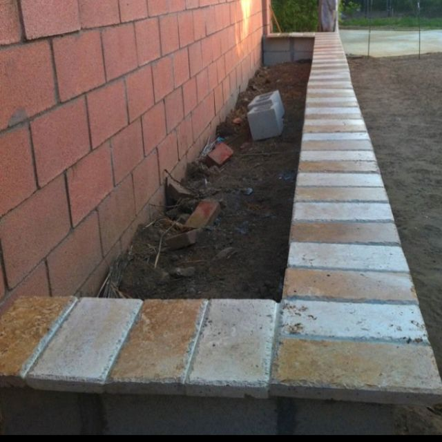 Raised Veggie Wall. Material Cost: About $170. Time: 3