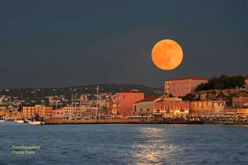 Chania, Hellas.
