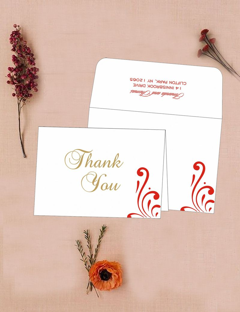 send a heartfelt message of thanks to show your