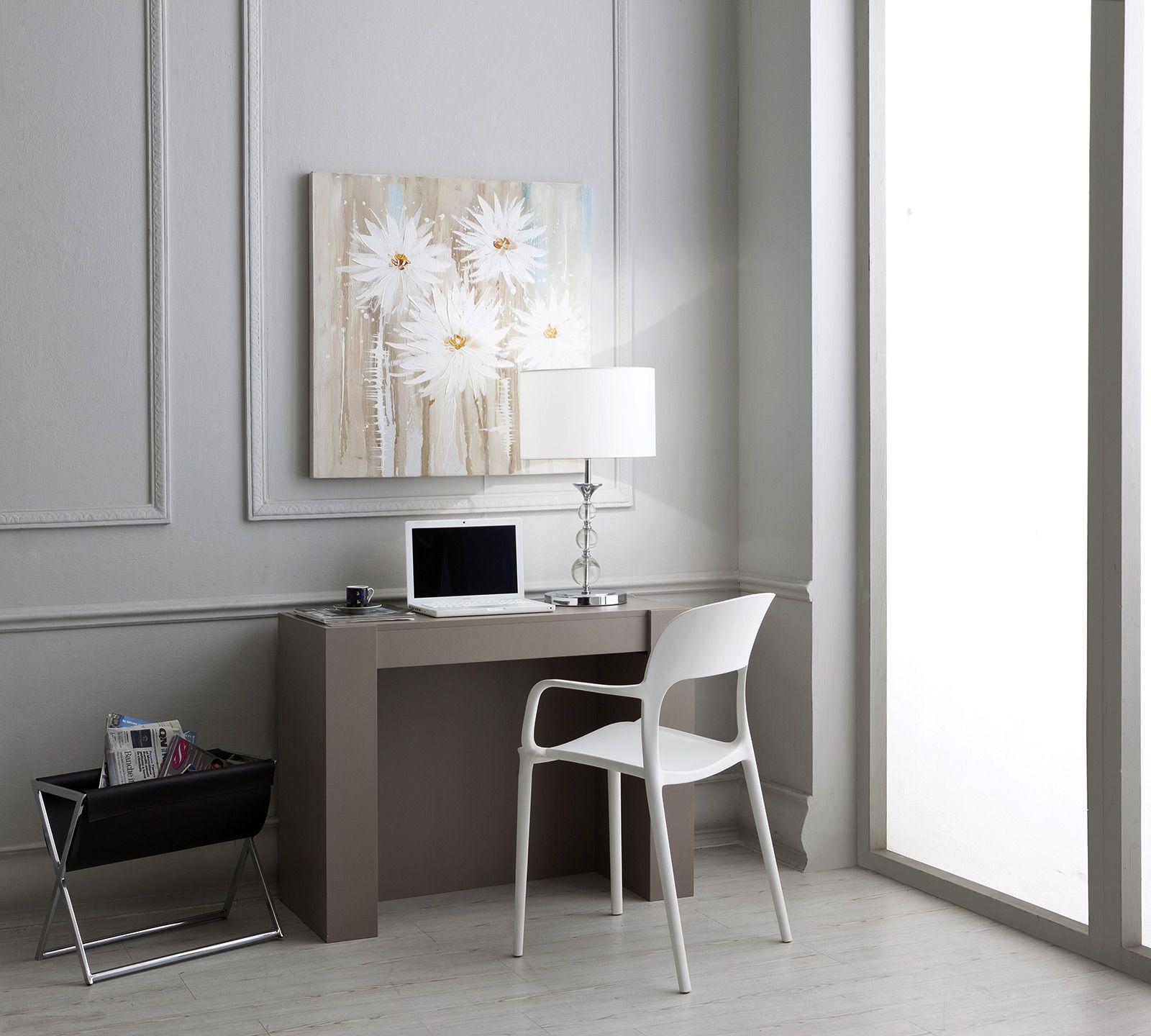 Tavolo Allungabile 4 Metri.Tavolo Consolle Allungabile Adam Tortora Home Decor Furniture