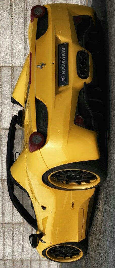 Ferrari 458 Italia Spider Hamann By Levon