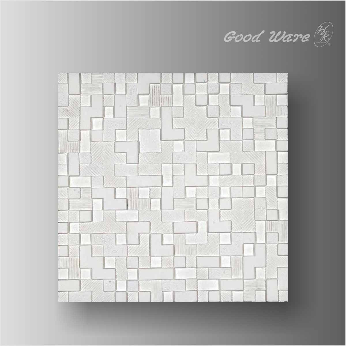 Polyurethane Bathroom Wall Coverings For Decorative Panel By Goodware Décor