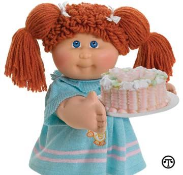 The world went crazy about these podgy little things in 1983. Each of these cute toys came with its own individual birth certificate and adoption papers and the company making them, Coleco, claimed that each cabbage patch kid was different, with individual facial characteristics