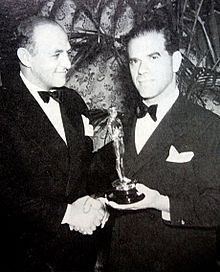 Image result for harry cohn oscar 1935