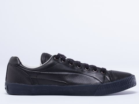 39c5e6095548e Puma Black X Alexander McQueen Street Climb III Lo in Moonless Night at  Solestruck.com