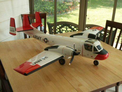 Sparky's OV-1 Mohawk!