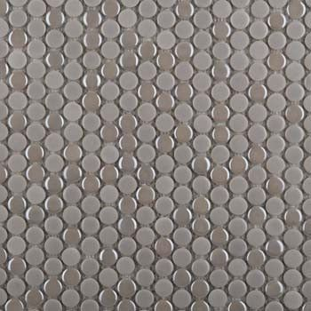 Tile Confetti Porcelain Penny Round Mosaic Piastrelle Muri Mattoni
