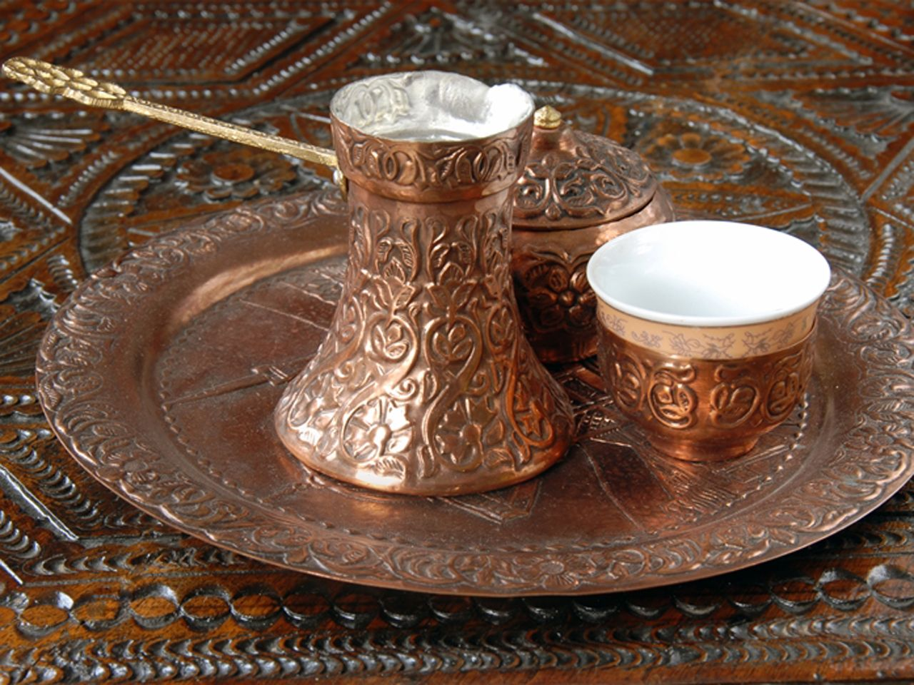 On National Coffee Day How Joe Is Served Up Around The World Turkish Coffee Coffee Around The World Coffee Pot