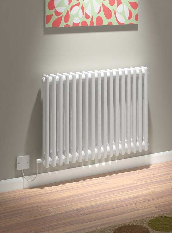 Kudox Evora Electric Column Radiator Heating Bargains Online