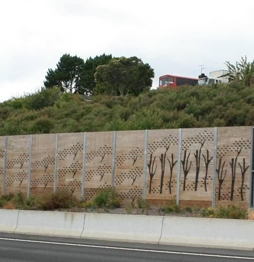 Pin Pa Barrier Sound Walls