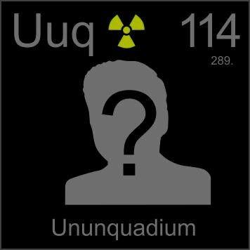 114 uuq ununquadium periodic table the elements pinterest periodic table - Periodic Table Symbol Ununquadium