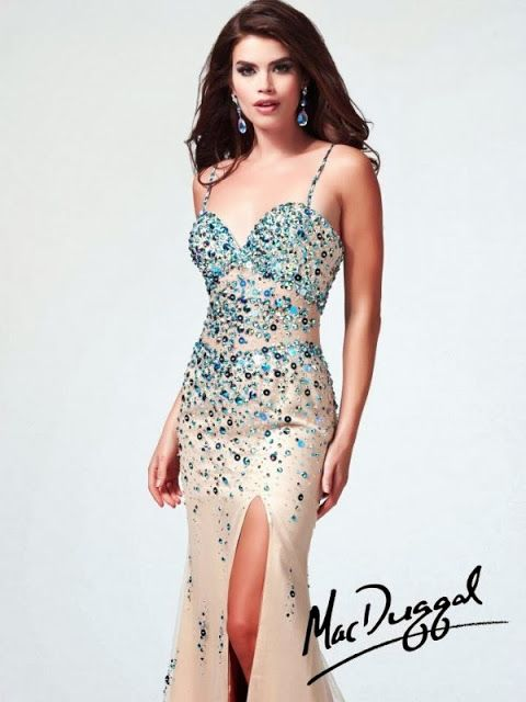 Mac Duggal stylish winter prom dresses Collection 2013-2014 For ...