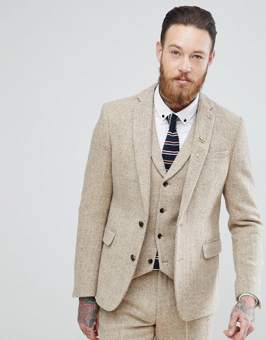 Watch ASOS x Harris Tweed Clothing Collection video
