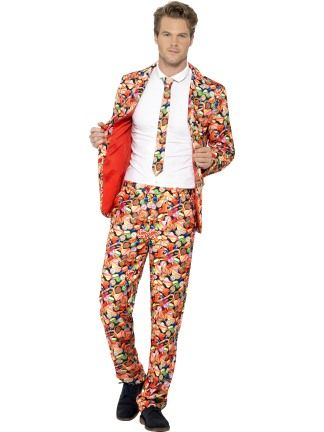 Sweet Suit For Themed Stag Parties