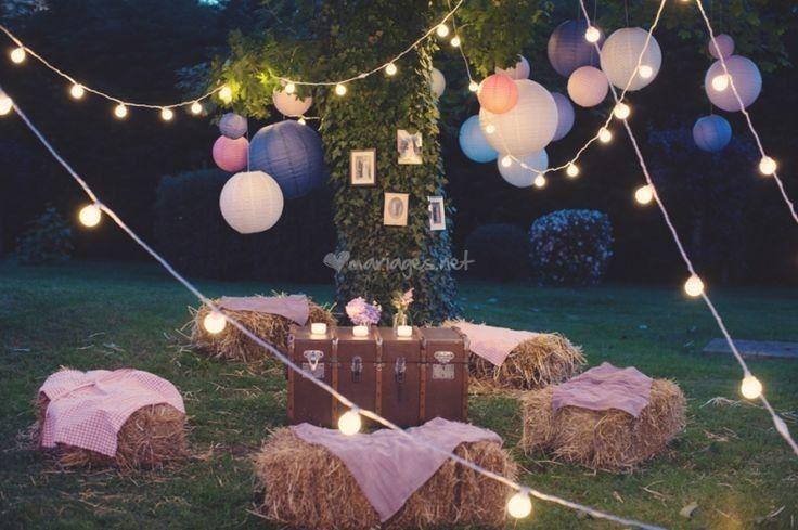 Alles voor een herberg bruiloftsdecor!