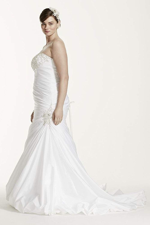38++ Trumpet wedding dress plus size ideas
