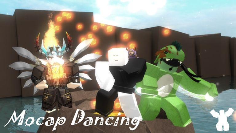 2 mocap dancing roblox dance roblox something to do