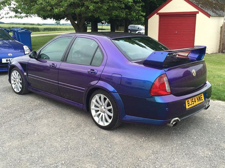 Mg Zs 180 Supercharged Prototype Cars Pinterest