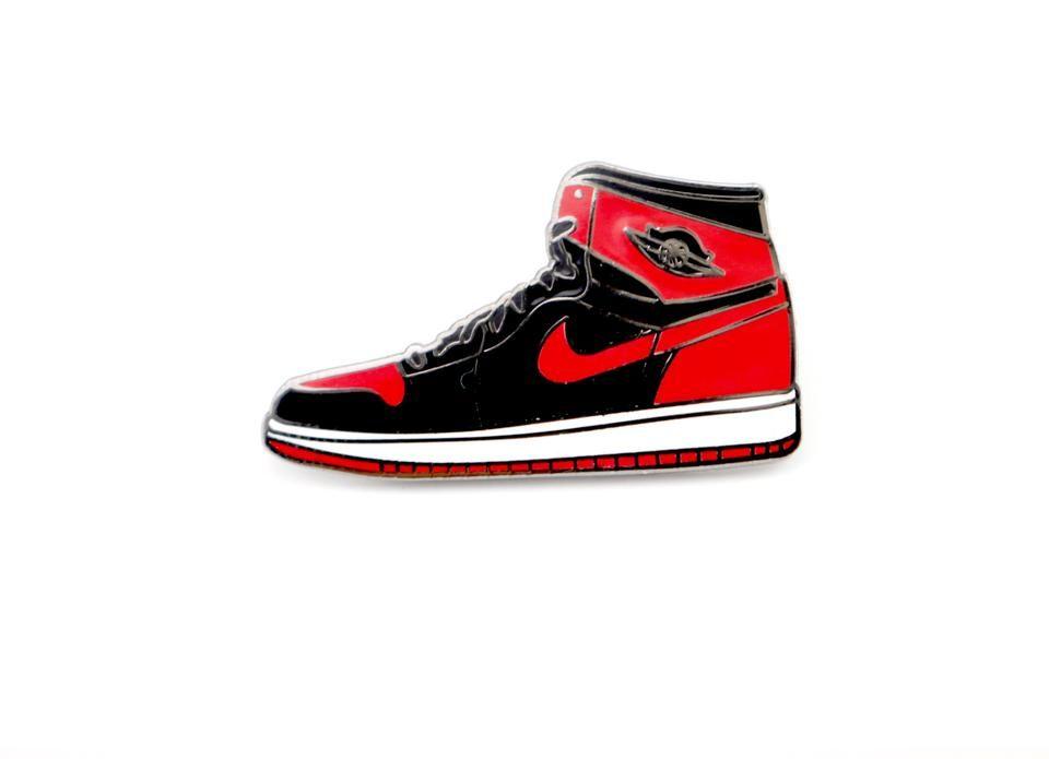 3513fd8e068 Nike Air Jordan I Pin